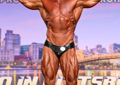 Tim Tevin – 2020 IFBB Pittsburgh Pro Masters Championships