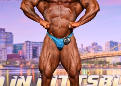 Nathan Spear – 2020 NPC North American Championships