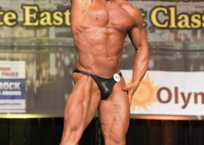 Jim Holcomb – 2020 IFBB Baltimore Classic Masters Pro
